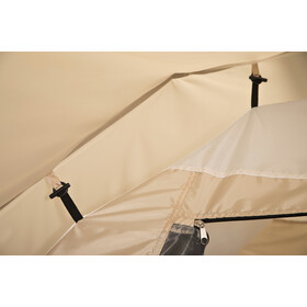 CAMPZ Bayland 4P Teltta, beige